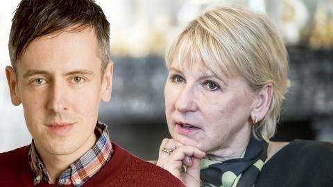 Bild: Dagens ETC / Tomas Oneborg/SvD/TT