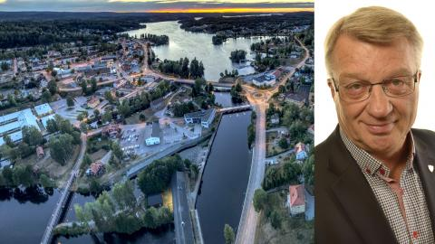 Bengtsfors / Stig Bertilsson (M). Bild: Shutterstock / RIksdagen