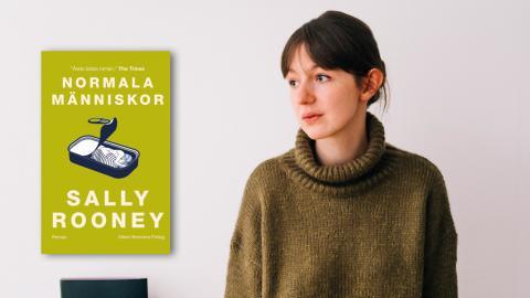 """Sally Rooneys """"Normala människor"""" väcker en pinsam känsla – och det är svårt att avgöra om  den kommer sig av igenkänning eller av de täta klyschorna. """"Bitvis är språket spännande, men det faller också in tråkigt banala mönster"""" Bild: Jonny Davies"""