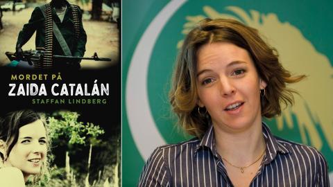 Zaida Catalán, tidigare miljöpartistisk politiker, mördades 2017 i Kongo-Kinshasa när hon var i landet för att utreda misstänkta massakrer och övervaka sanktioner. Men vem låg egentligen bakom mordet?  Bild: Bertil Ericson/TT