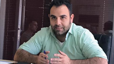 """""""Human Rights Watch tar inte ställning varken för eller emot en bojkott av Israel"""", säger Omar Shakir."""
