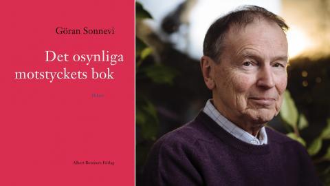 Göran Sonnevi har alltmer kommit att röra sig från det politiskt inriktade till det mer existentiellt inriktade.  Bild: Stefan Tell