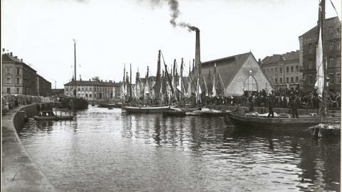Bild: Olga Rinman/Göteborgs stadsmuseum/Topografiska akrivet