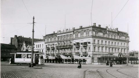 Foto: Olga Rinman/Göteborgs stadsmuseum, topografiska arkivet