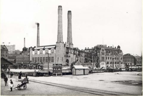Foto: Okänd/Göteborgs Stadsmuseum/Topografiska arkivet