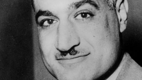 Abdel Nasser.