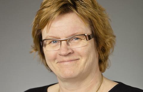 Åsa Gunnarsson. Bild: Umeå Universitet