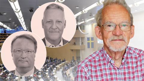 Bilder: Dagens ETC / Riksdagen / Janerik Henriksson/TT