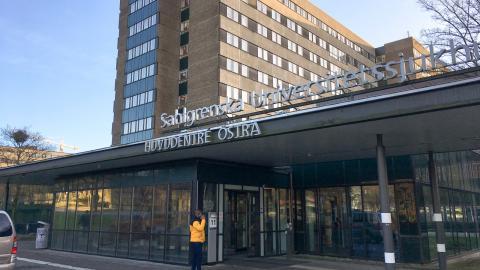Sedan julhelgen har avdelningen för självskadebeteende varit stängd och patienterna har flyttats till andra enheter.  Bild: Jonas Dagson/TT