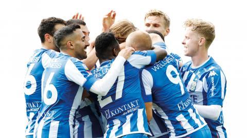 IFK-jubel i höst? Bild: TT