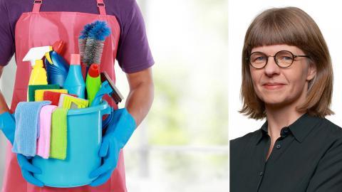Ulrika Lorentzi, välfärdsutredare på LO. Bild: Shutterstock / LO