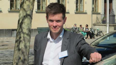 Mikael Kilter. Foto: Pressbild
