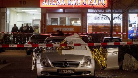 I onsdags dödades nio människor i det senaste högerextrema terrordådet i Tyskland. Bild: Michael Probst/TT