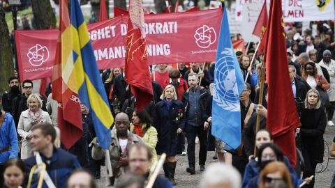 Bild: Stina Stjernkvist/TT