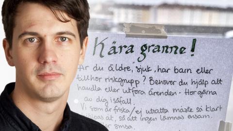 Bild: Dagens ETC / Magnus Hjalmarson Neideman/SvD/TT