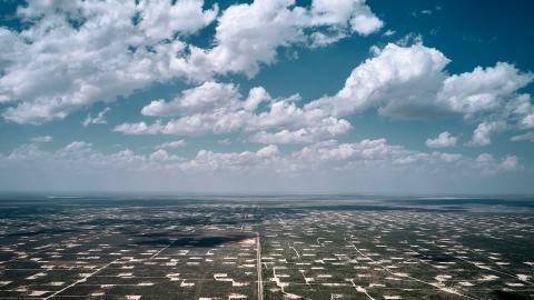 Enligt en ny studie motsvarar metanläckaget 3,7 procent av den fossilgas som produceras.  Bild: Nick Simonite