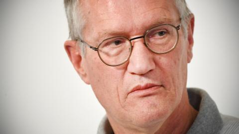 Anders Tegnell, statsepidemiolog. Bild: Fredrik Sandberg/TT