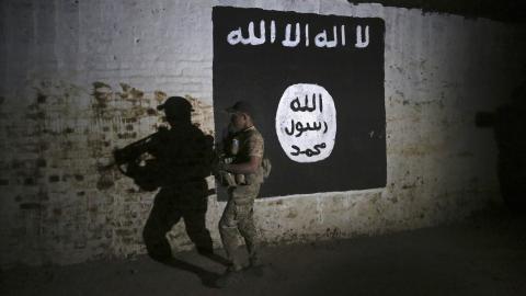 Bild: Khalid Mohammed/AP/TT