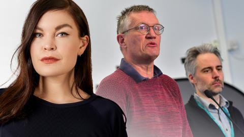 Bild: Dagens ETC / Jonas Ekströmer/TT