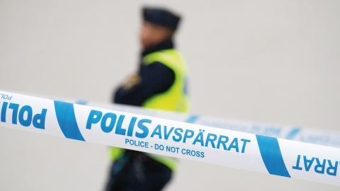 Om två veckor avslutas polisens Operation Rimfrost – en särskild insats för att komma åt gängkriminaliteten. Bild: Johan Nilsson/TT