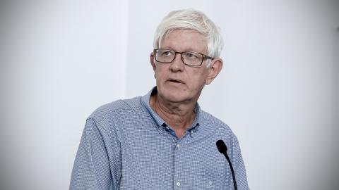Johan Carlson, generaldirektör vid Folkhälsomyndigheten. Bild: Magnus Andersson/TT