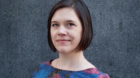 """Lina Stenberg, redaktör för """"Det feministiska löftet"""", är övertygad om att feminismen inte kan lyckas om den inte kommer från vänster. Bild: Privat"""