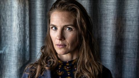 Lisa Carlehed, från Göteborgstrakten, är aktuell i rollen som Kristina i den kommande filmatiseringen av Utvandrarna. Bild: Johan Bergmark