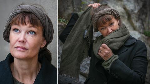 Nina Björk. Bild: Hossen Salmanzadeh