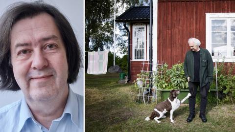 """""""Göran-priset till Göran är så självklart att det nästan känns som ett skämt"""" skriver John Swedenmark. Bild: Privat, Emma-Sofia Olsson/SvD/TT"""