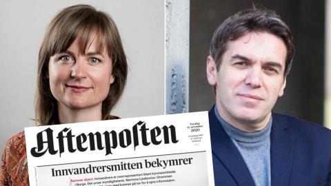 Mari Skurdal / Sylo Taraku. Bilder: Press