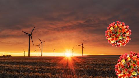Endast ett fåtal länder har valt att utforma sitt coronastöd på ett sätt som främjar klimatarbetet, rapporterar The Guardian.