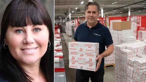 Enligt Tove Ahlström förekom missförhållanden på Apotea redan under tiden hon var chef på företaget. Bild: Press, TT/Fredrik Sandberg