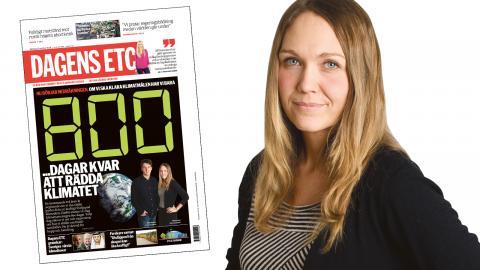 Den 29 oktober 2018 lanserade Dagens ETC kampanjen 800 dagar.