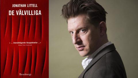 Jonathan Littell. Bild: Francesca Mantovani/Éditions Gallimard