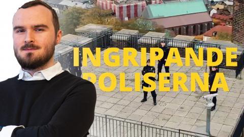 Bild: Dagens ETC / Polisens Youtube-kanal