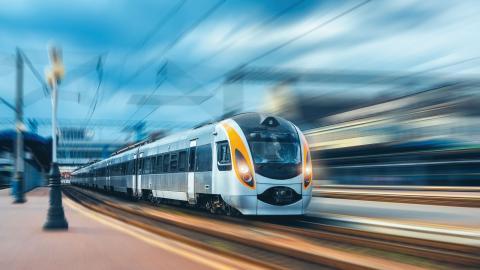 Coronapandemin har lamslagit hela resebranschen och tågtrafiken är förstås inget undantag.  Bild: Shutterstock