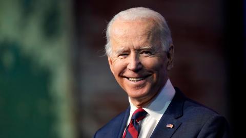 Joe Biden har lovat att ta klimatkrisen på allvar. Bild: Carolyn Kaster/AP/TT