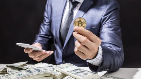 Europeiska centralbankens ordförande Christine Lagarde krävde i förra veckan en global reglering av kryptovalutan bitcoin.  Bild: Shutterstock