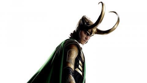 Tom Hiddleston som Loki. Bild: Marvel