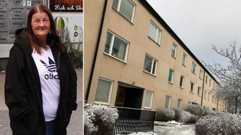Processen inletts för att ombilda omkring 100 lägenheter på Kungssätravägen i Sätra till bostadsrätter. Bild: Anna-Maria Carnhede