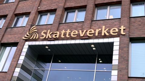 Skatteverkets digitala brev har ökat antalet deklarationer av kapitalinkomster. Bild: Janerik Henriksson/TT