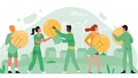 För att kunna motverka klimatkrisen måste miljörörelsen försöka hitta ett svar på den polarisering som råder inom rörelsen, menar debattörerna. Bild: Shutterstock