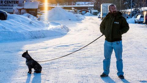 2014 lämnade Jan Emanuel Johansson kommunpolitiken för att satsa på affärerna. Bild: Zanna Nordqvist