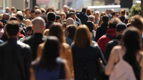 Ökad mångfald bidrar till ekonomisk tillväxt visar en ny brittisk studie. Bild: Shutterstock