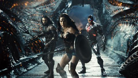 """""""Justice League"""" sågades rejält när den släpptes. Efter år av kampanjande från fans som krävt den ursprungliga regissörens version lanseras nu en förlängd och omklippt variant.  Bild: Warner bros"""