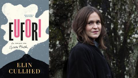 """Elin Cullhed är aktuell  med romanen """"Eufori"""".  Bild: Sofia Runnarsdotter/bonniers"""