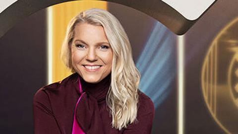 Carina Bergfeldt. Bild: SVT