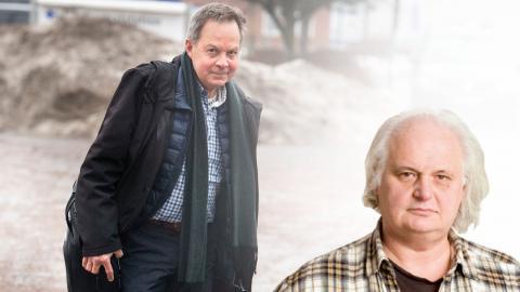 Karl Hedin frias från misstankarna om jaktbrott. Bild: Pontus Lundahl/TT