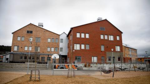 I skolvalet inför höstterminen var Kvibergsskolan den populäraste skolan i Göteborg.  Bild: Christian Egefur