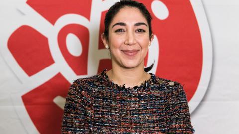 """Socialdemokraternas kulturpolitiska talesperson Lawen Redar har blivit symbol för ett återuppväckt kulturintresse inom partiet. """"Utan kultur och kulturpolitik lever man inte i ett demokratiskt samhälle"""", säger hon.  Bild: Socialdemokraterna"""